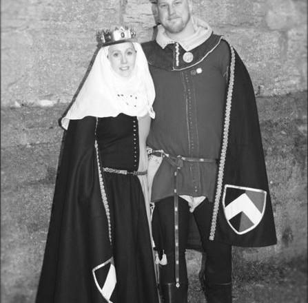 Furst Ludvig och Furstinna Blenda