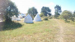 En dag i Styringheims läger - foto Åsa Fredriksdotter